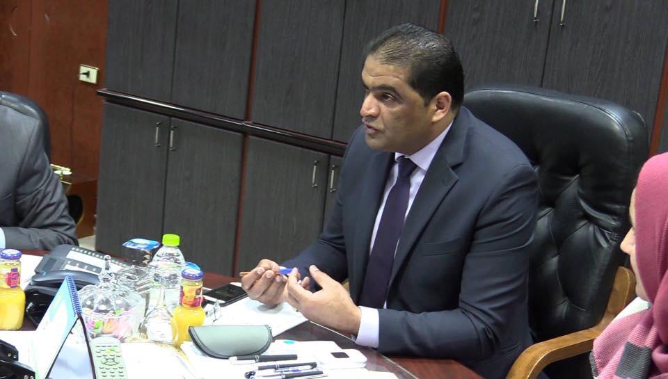 اجتمــــــاع مع وزير العدل بحكومة الوفاق الوطني بتاريخ 7/3/2019 م