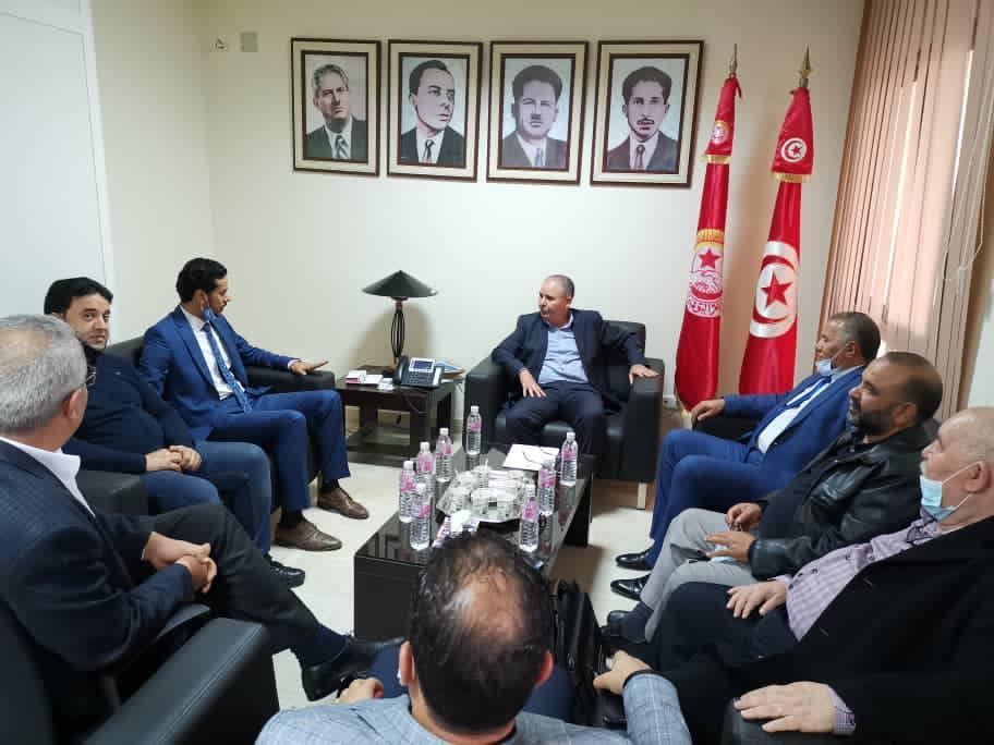 في إطار سعي مجموعة من مؤسسات المجتمع المدني الليبي